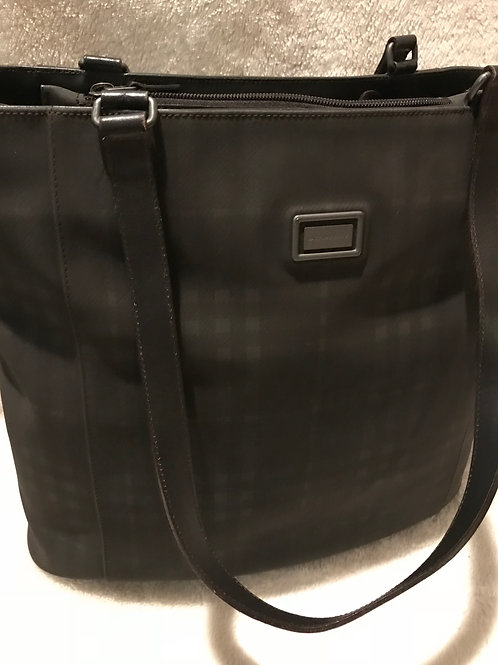 Burberry Classic Nova Check Tote Bag