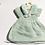 Thumbnail: Plush mint green towel address