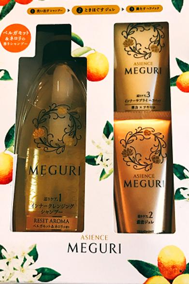 Asience Meguri Hair Care Reset Aroma