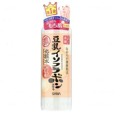 SANA Nameraka Soy Milk Extra Moisture Toner (Rich)