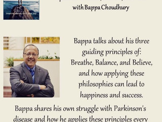 """Breathe, Balance, & Believe"" with Bappa Choudhury on the Other Side of Adversity Podc"