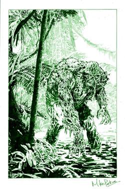 SWAMPTHINGgreen