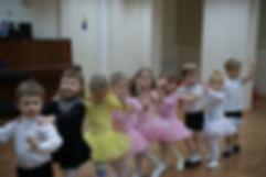 занятия хореографией для детей нижний новгород на мещере