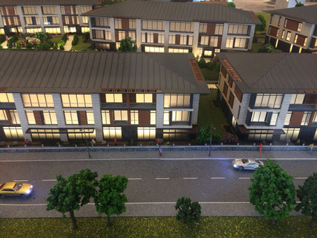 Real Konaklar Yedikule Residences sales model is ready!