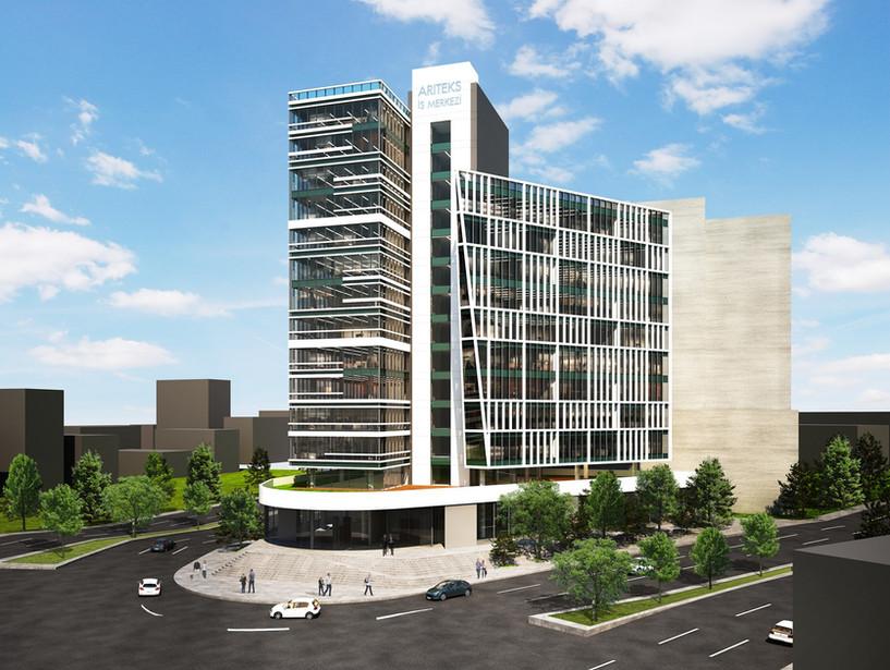 Arıteks Business Center