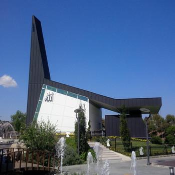 Semazen Mosque