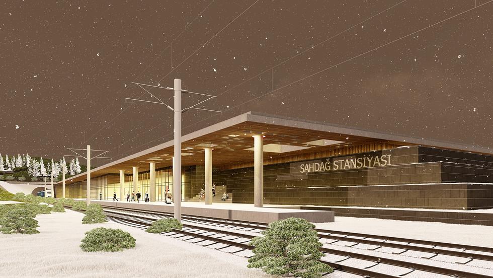 Sahdag Station