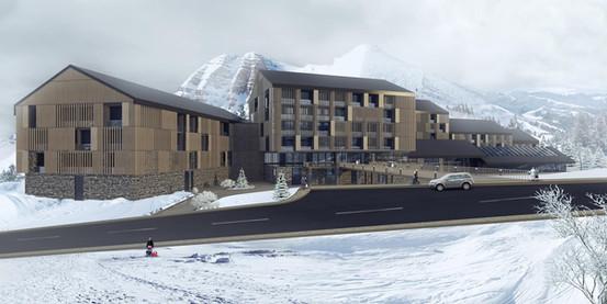 Ak-Bulak Ski Resort