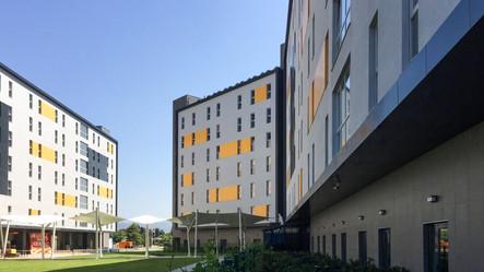 Dormitories For Ege University