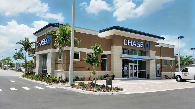 Chase Bank Branch Offices-USA