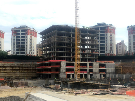Narlı Bahçe Residences' construction drawings are completed!