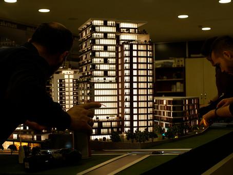 Narlı Bahçe Residences sales model will be ready soon!