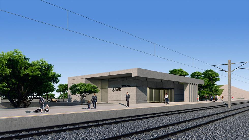Qusar Station