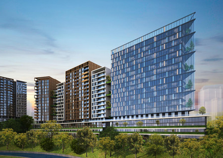 Kentplus Residences