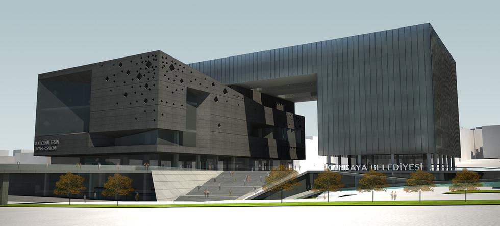 Çankaya Concert Hall & City Hall