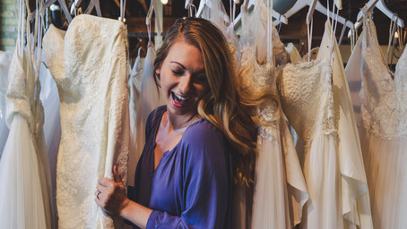 Wedding Dress Shopping with Miss Ruby & Say Hello Story