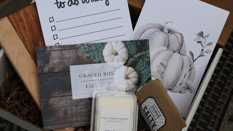 Celebrating Fall with Graced