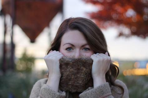 Feelin' Faux Fur for Winter