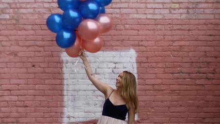 Styled Photo Shoot with Wisconsin Balloon Decor
