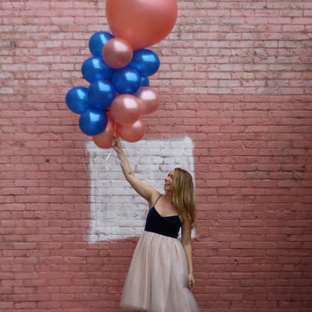 Styled Photo Shoot with Wisconsin Balloon Decor