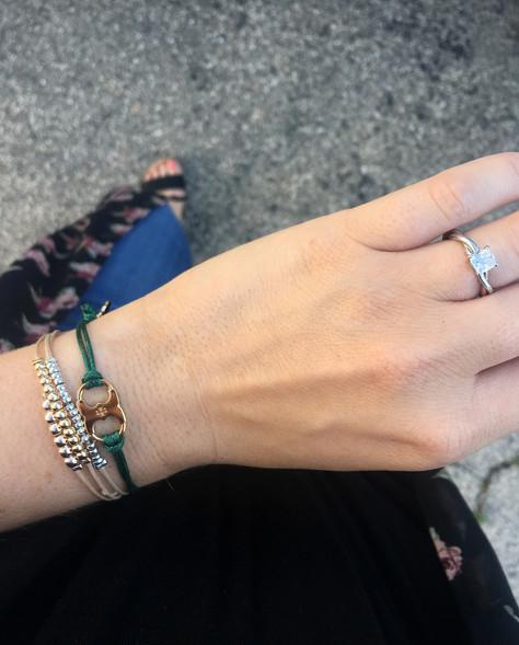 Tri-Tone Jewelry