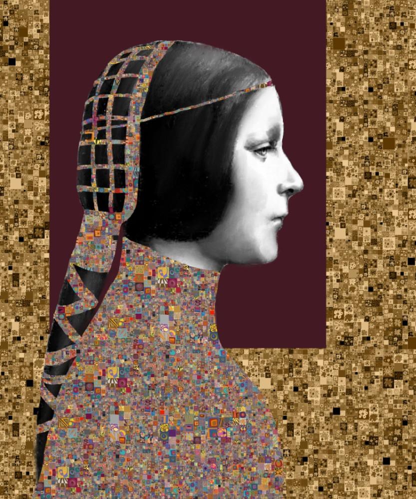 La Mujer de Leonardo II