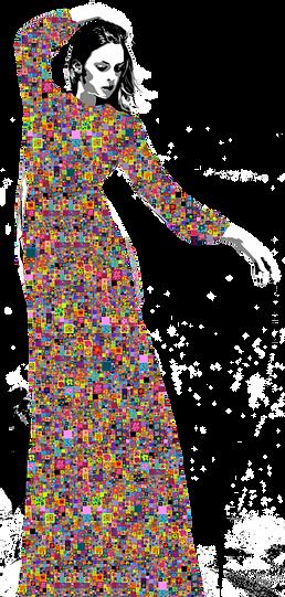 Jose Cacho, Contemporary Art, Klimt, Women art
