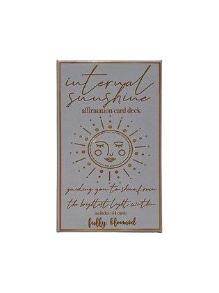Affirmation Cards, Affirmation Deck, Black Owned Affirmation Cards, Black Owned Tarot Cards, Black Owned Oracle Cards