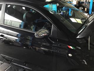 FIAT500 タイミングベルト交換