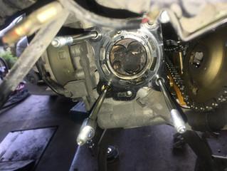 バイク修理