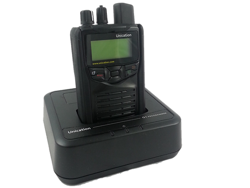 Unication G1 Voice Pager w/ Standard Base Charger