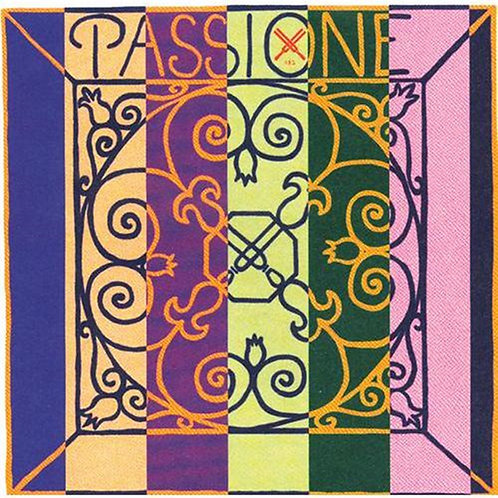 PIRASTRO PASSIONE CORDA RE (D) GUT/SILVER 13 1/2 ENVELOPE 219341