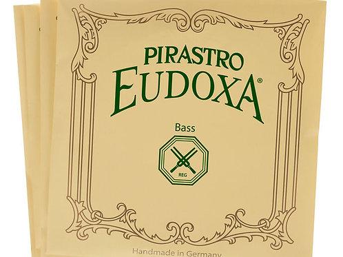 PIRASTRO EUDOXA MUTA PER BASS ORCHESTRA MITTLE 243020