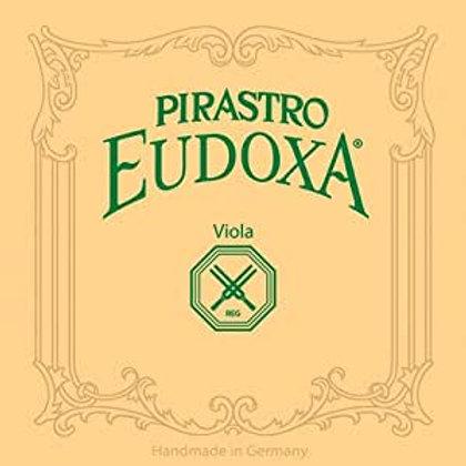 PIRASTRO EUDOXA CORDA SOL (G) PER VIOLA GUT/SILVER 16 3/4 ENVELOPE 224351