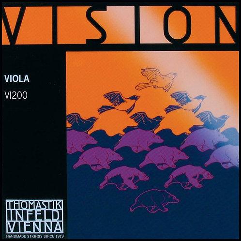 VISION SYNTHETIC CORE CORDA RE (D) ANIMA SINTETICA RIV. ARGENTO VIOLA - VI22A