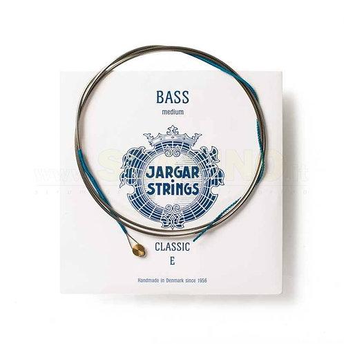 JARGAR CORDA MI (E) CROMO PER CONTRABBASSO - 642510