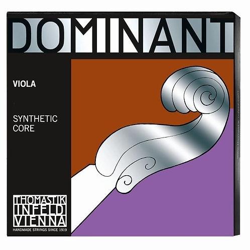 DOMINANT NYLONKERN CORDA SOL (G) ARGENTO PER VIOLA - 138
