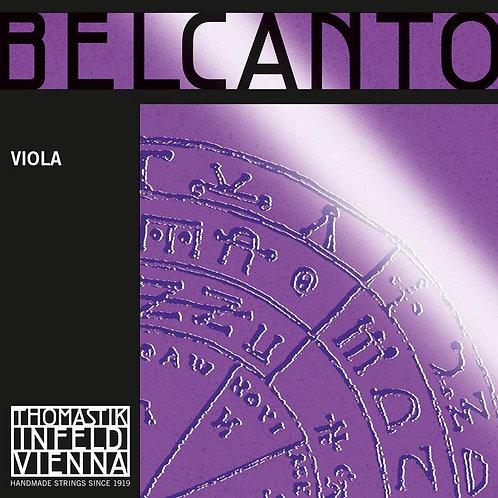 BELCANTO CORDA SOL (G) ANIMA ACCIAIO-ARGENTO PER VIOLA - BC23