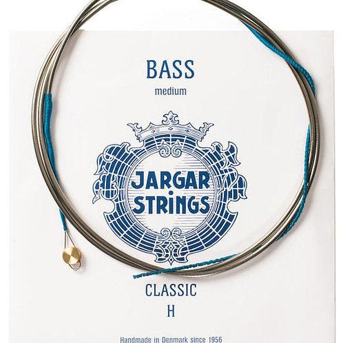 JARGAR CORDA SI (H/B) CROMO PER CONTRABBASSO - 642513