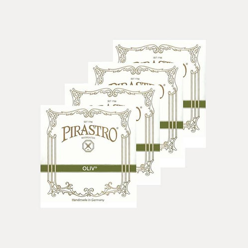 PIRASTRO OLIV MUTA PER BASS ORCHESTRA MITTLE 241000
