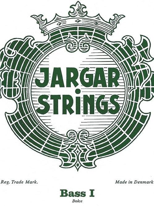JARGAR CORDA SOL (G) CROMO PER CONTRABBASSO - 642501