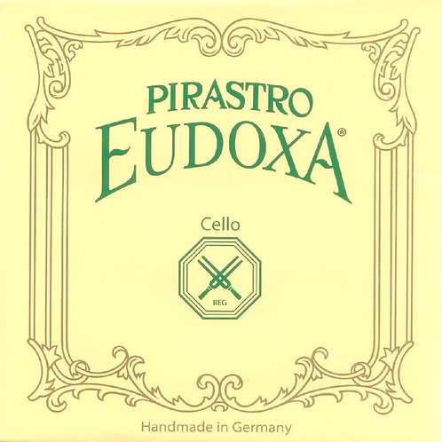 PIRASTRO EUDOXA CORDA DO (C) PER CELLO GUT/SILVER 34 1/2 234430