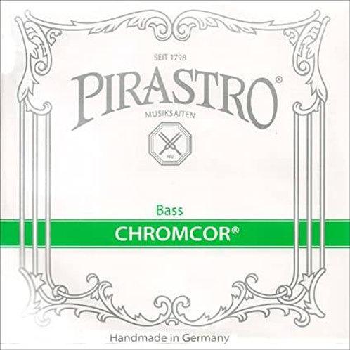 PIRASTRO CHROMCOR MUTA PER BASS SET ORCHESTRA MITTLE 348020