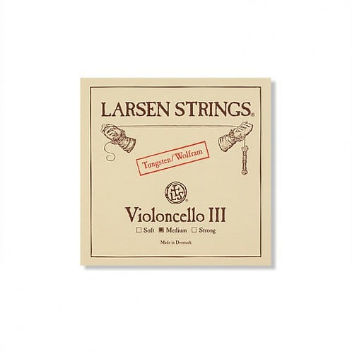 LARSEN CORDA SOL (G) ACCIAIO-TUNGSTENO CELLO MEDIUM - 639431