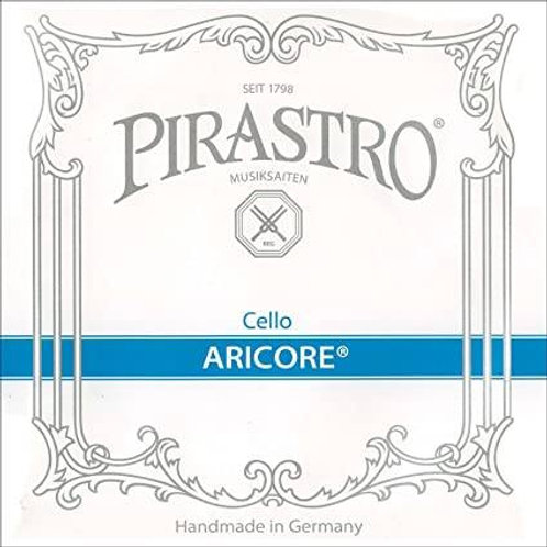 PIRASTRO ARICORE CORDA RE (D) PER CELLO SYNTHETIC/ALUMINIUM MITTLE 436220
