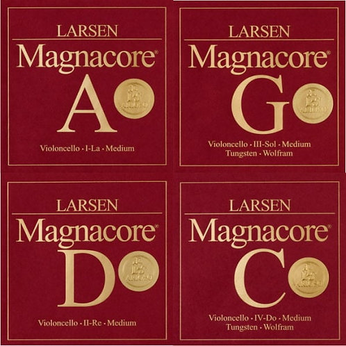 LARSEN MAGNACORE MUTA PER VIOLONCELLO FORTE - 639506