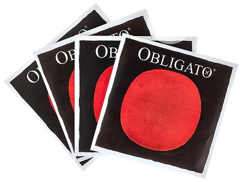 PIRASTRO OBLIGATO MUTA CON MI (E) BALL END MITTLE ENVELOPE 411021