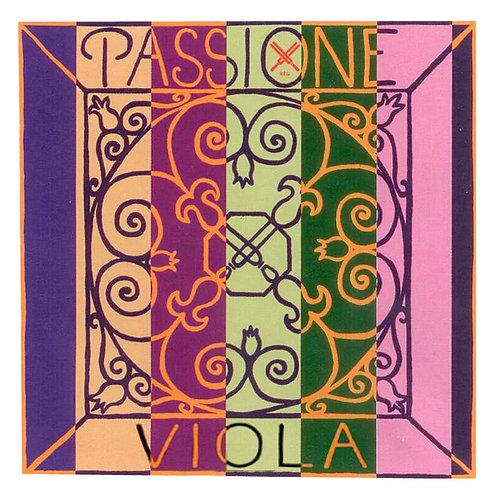 PIRASTRO PASSIONE CORDA RE (D) PER VIOLA GUT/SILVER 13 3/4 ENVELOPE 229231
