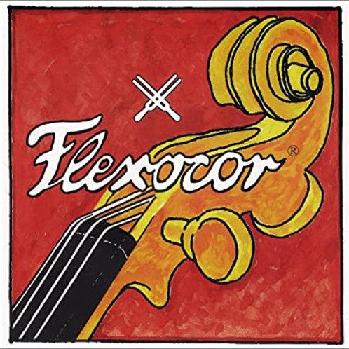 PIRASTRO FLEXOCOR CORDA SOL (G) PER CELLO ROPE CORE/TUNGSTEN-SILVERMITTLE 336320