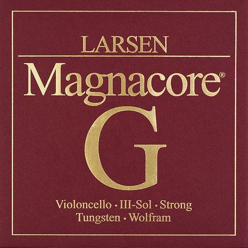 LARSEN MAGNACORE CORDA SOL (G) TUNGSTENO PER VIOLONCELLO - Arioso - 639446